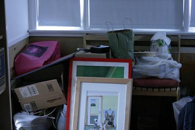 Pre-move-in mess