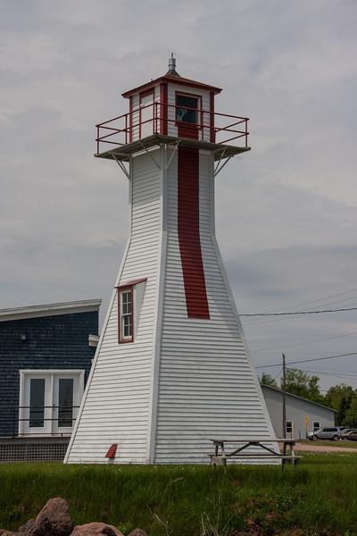 Northport Range Rear Light