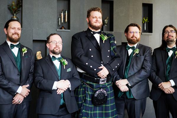 Ren + Dan Wedding