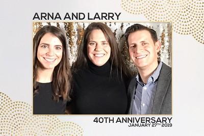 Banack 40th Anniversary