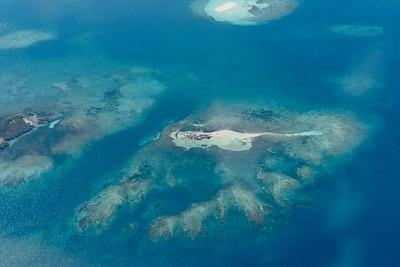 Haiti aerial views