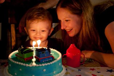 Eli's Birthday Party