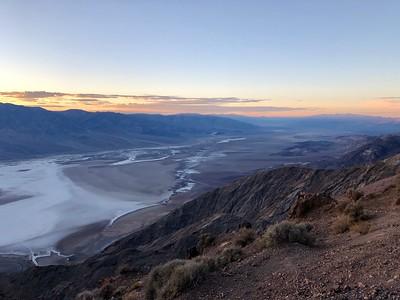 Dante's View - 11/25/18
