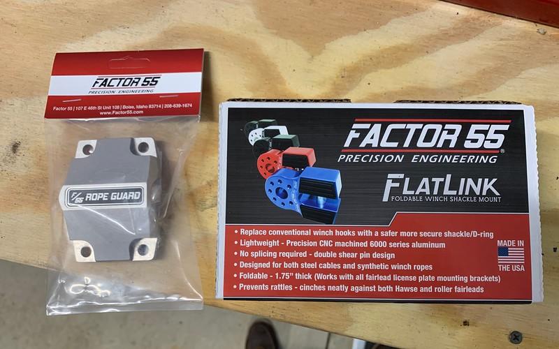 Factor 55 Install