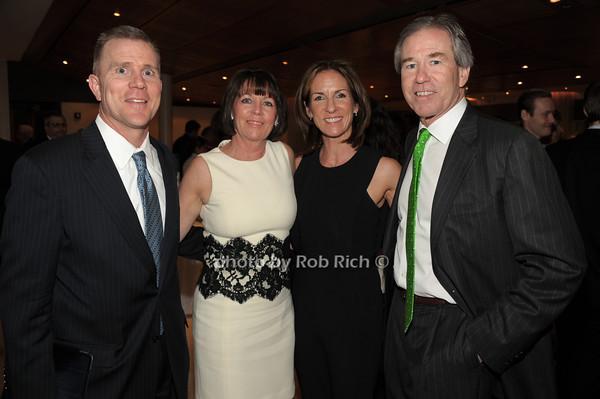 Christopher Adams, Jane McCooey, Marion Adams, Sean McCooey   photo  by Rob Rich © 2014 robwayne1@aol.com 516-676-3939
