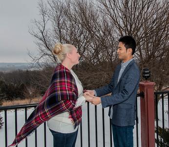 1-25-20 Madelon & Yasuhiko engagement