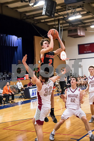 12/21/19 Varsity Boys Basketball vs Gibault
