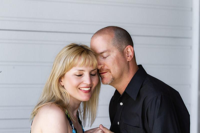 Brian and Yelena