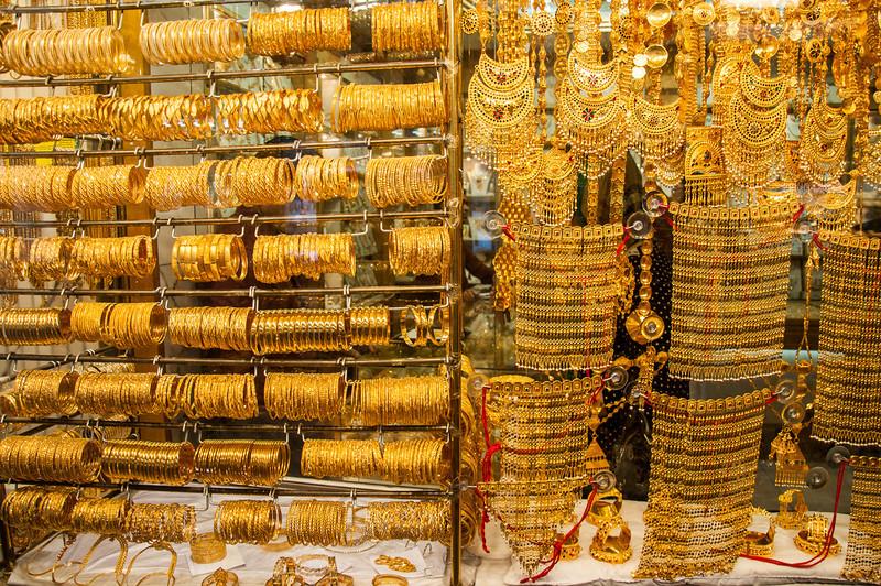 Dubaj   Zlatý bazar
