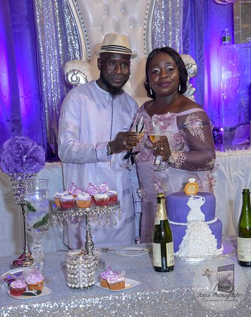 Bintu And Mohamed Wedding Shower Photos.