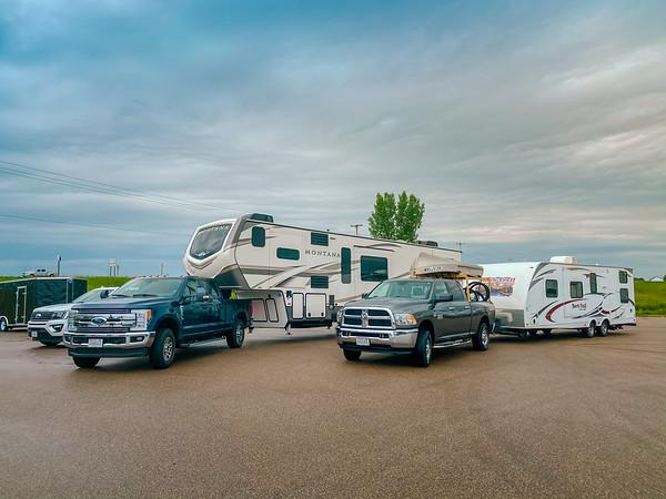 Boulder Lake Camping