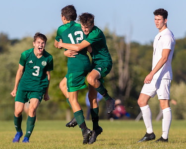 2020-10-01 | Boys Soccer | Central Dauphin vs. State College