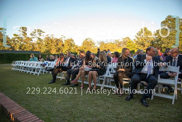 Heather & Peter: Halloween Wedding at Pebble Hill Plantation