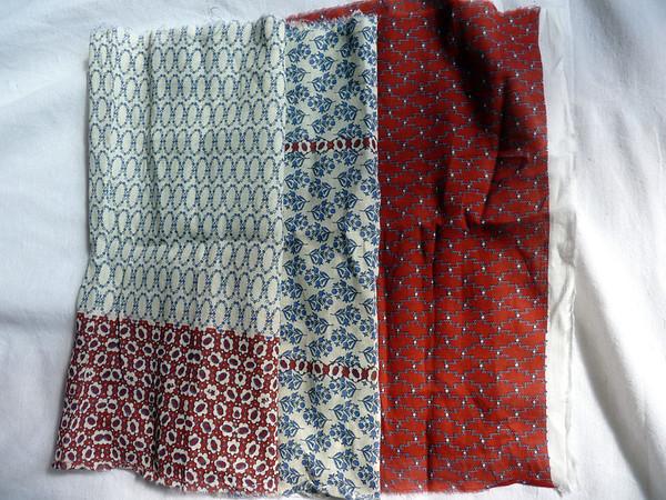 2011 JUL Bulgaria Fabric
