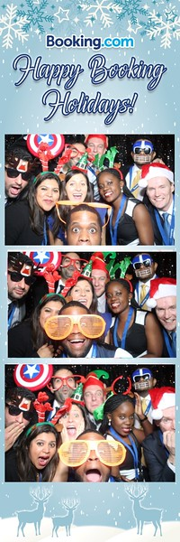 Booking.com Holiday Party 2016