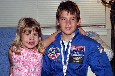 Space Camp 2004