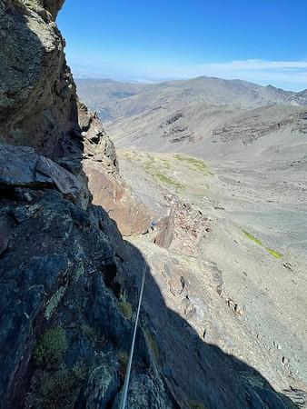 High Mountain Climbing August 2021