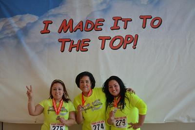 2014 Fight for Air Climb-Team Photos