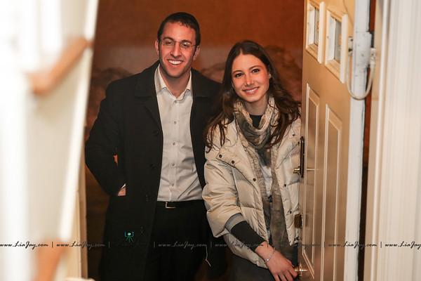 Racheli and Eli