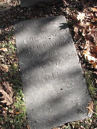Oliver Boardman Grave