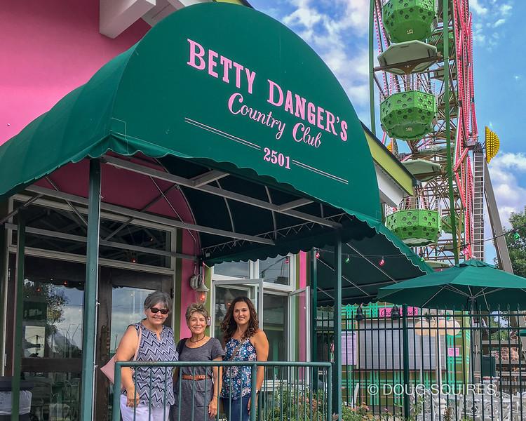 Betty Danger's