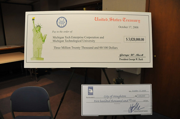 MTEC Federal & State Check Awards, Oct 2008