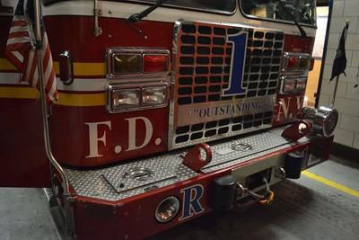 Apparatus Shoot - FDNY Rescue 1, Manhattan, NY - 1/10/17