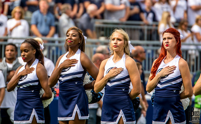Penn State  vs Temple Cheer Pictures