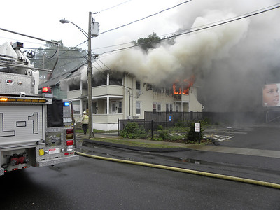 West Springfield, MA 2nd alarm 9-11 Colton Ave. 8/5/10