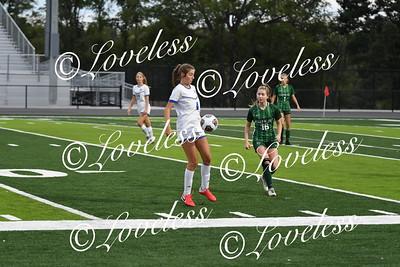 Girls Soccer vs Green Hill  9/22/20