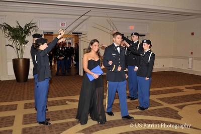 Georgetown University ROTC Military Ball, 2015