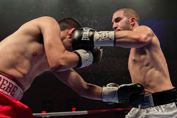 Kane Heron vs. Marco Ramirez Reyes