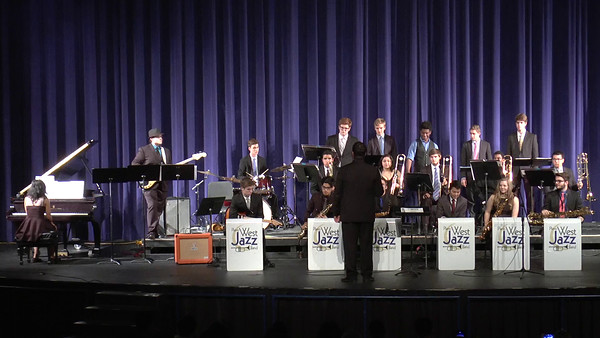 West Cluster Spring Jazz Concert 5/20/2016