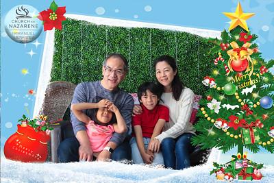 2018 Family Christmas Card