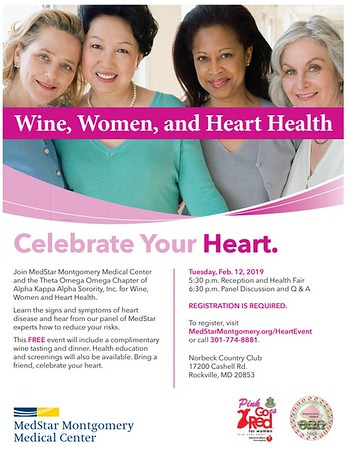 2019-02-12 TOO Heart Health Seminar