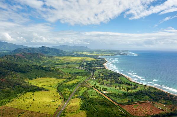 Kauaʻi by Air