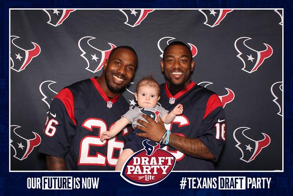 Texans Draft Party 2019 - Photos