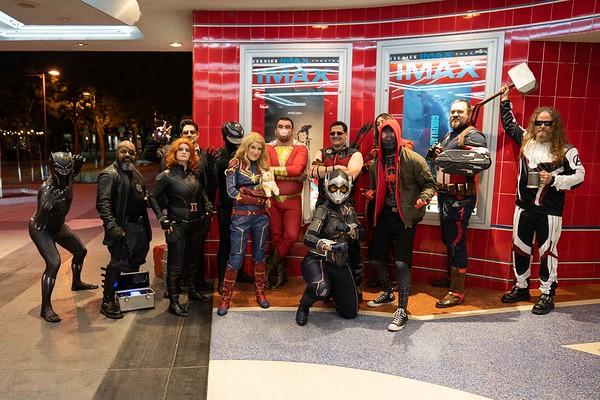 Avengers Endgame IMAX Premier