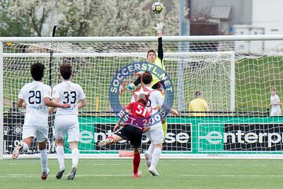 STLFC U17 vs FC United