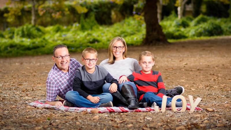 Rausch Family 2016