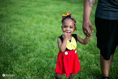 Makayla's 2nd Bday
