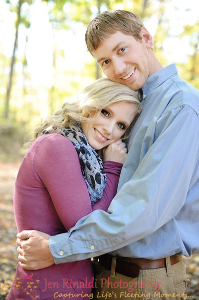 Brooke & Brandon {Engagement} 10/27/13