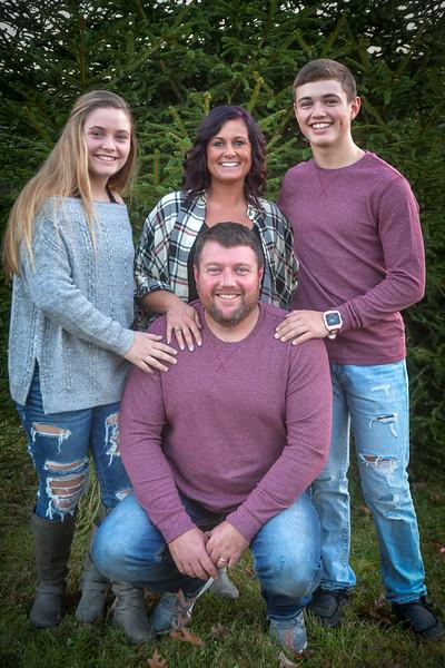 Keyes Family Christmas 2018