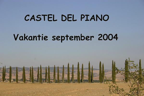 Castel del Piano 2004