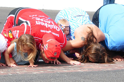 2013 Brickyard Post-Race