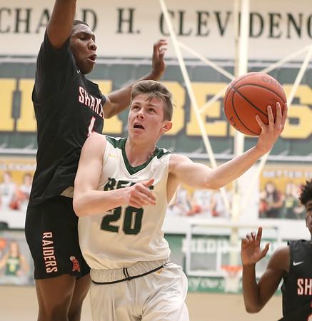 HS Basketball: Shaker Heights @Medina 01182019