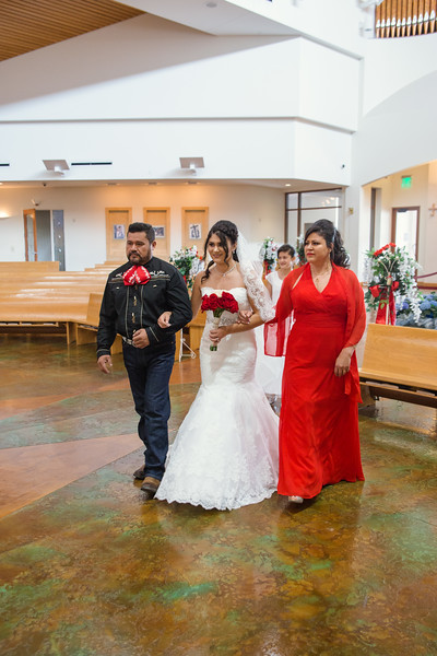 Raul y Norma Wedding