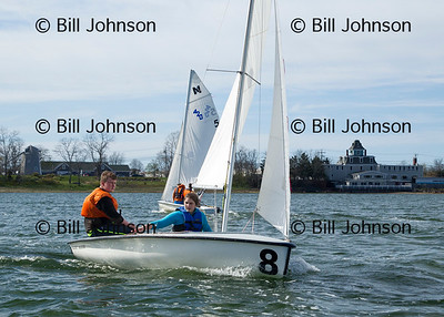 Coed Sailing Event 5_10_16