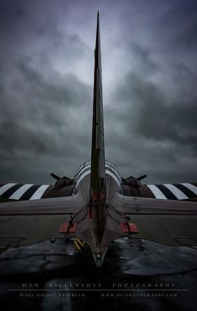 "Douglas Aircraft C-47A ""Whiskey 7"""
