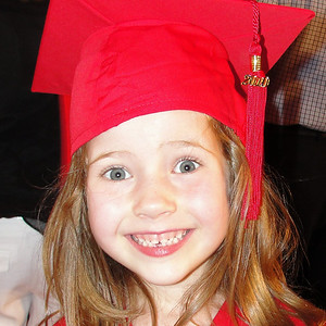 May 2010 - Miranda's Preschool Graduation